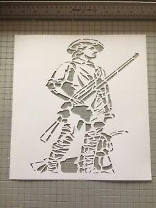 US Mail Streetart Stencil Large