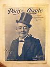 Paris qui Chante N°71 1904 Clovis