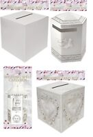 Wedding Card Post Box Receiving Box Wishing Well for Cards Great for Party 4 Des