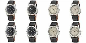 Glycine Men's Airman No. 1 GMT/Purist Automatic Watch - Choice of Color/Size