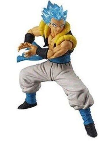 Dragon Ball Z Super Saiyan Blue Gogeta Battle Mini Figure Series 09