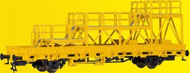 Kibri HO 26262 VAGONE senza sponde con piattaforma rotaia NUOVO