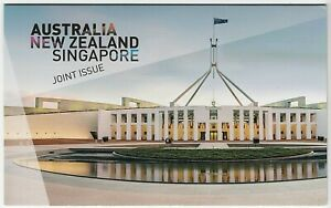 2015-STAMP-PACK-039-AUSTRALIA-NZ-SINGAPORE-JOINT-ISSUE-039-MNH-STAMPS-amp-MINI-SHEET