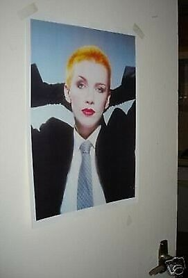 Annie Lennox Eurythmics Colour Door Poster tie