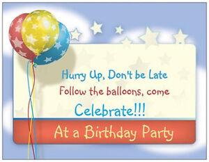 20-Birthday-INVITATIONS-Post-Cards-POSTCARDS-SAVE