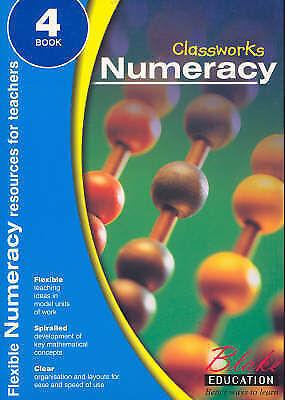 Blake: Classworks Numeracy Book 4 Maths Teacher Resource Primary School
