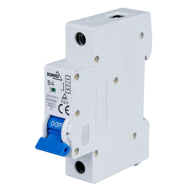 LS-Schalter Leitungsschutzschalter Sicherungsautomat B,C 1-polig 3-polig 6 - 63A