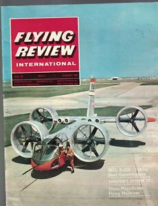 Flying-Review-International-Magazine-August-1965-Bell-X-22A-Sweden-System-37