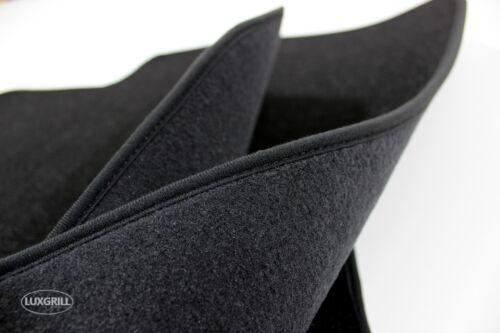 Velour Automatten Fußmatten RANGE ROVER SPORT Original Qualität 4tlg anthrazit