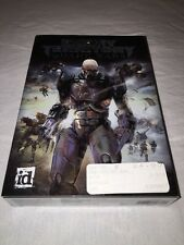 Enemy Territory: Quake Wars PC Windows XP/Vista-BRAND NEW FACTORY SEALED! *Nice*