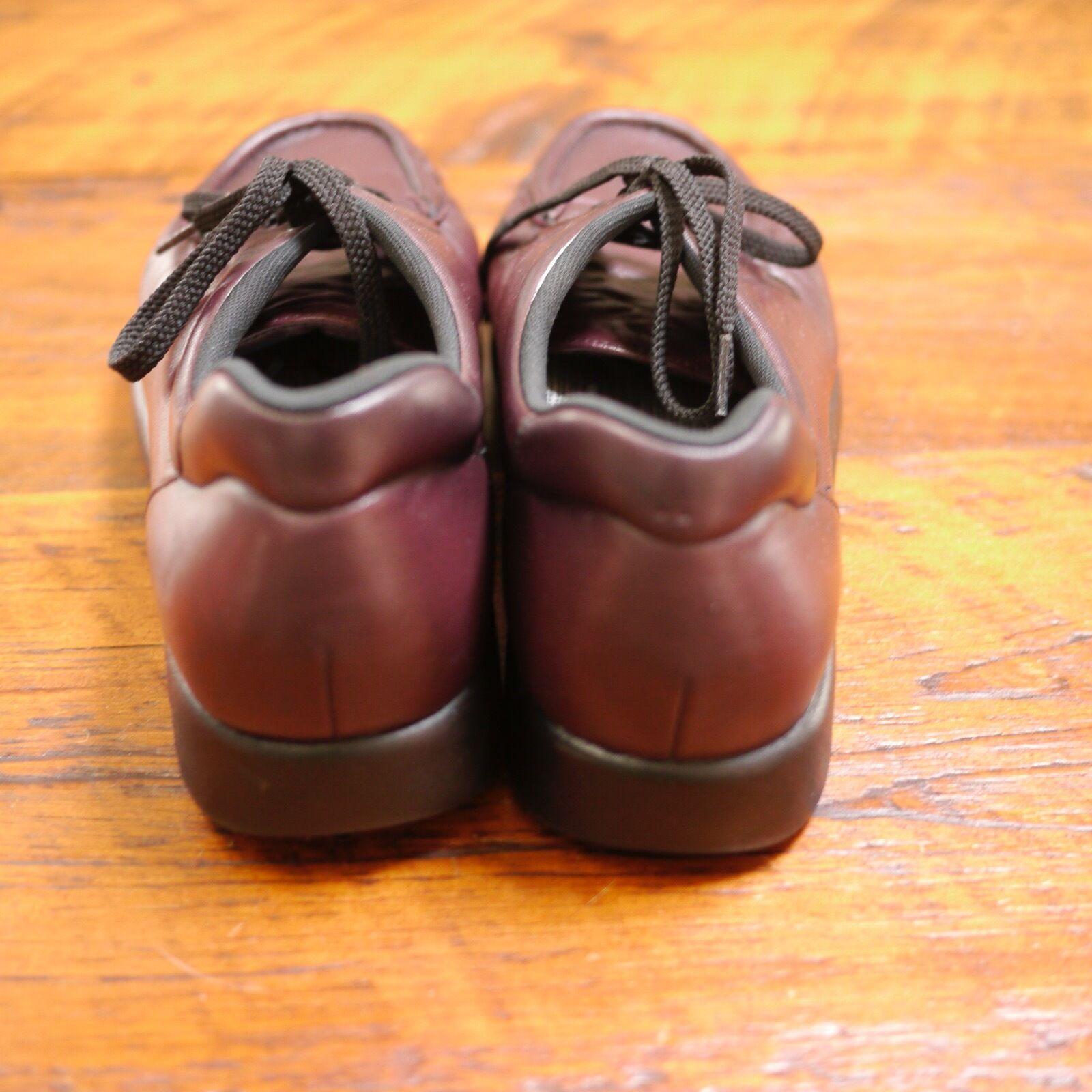 Damenschuhe Take Time SAS Tripad Schuhes Comfort Burgundy Leder USA Schuhes Tripad 11.5 42.5 4fcdc4