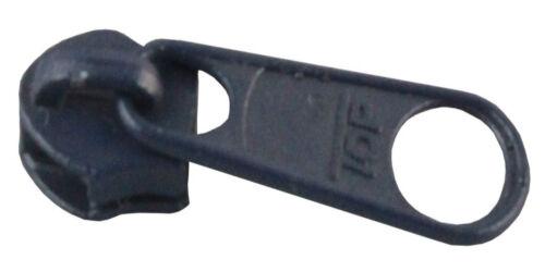 Zipper para 5mm cremallera interminable espiral 5 unidades 0,20 €//unidad