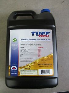 Details about New Genuine OEM Tuff Torq Premium Hydrostatic Drive  Transmission Oil Fluid