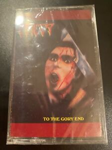 Cancer To The Gory End brand new USA cassette tape 1990 Deicide Obituary