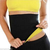 Unisex Fitness Hot Slimming Belt Neoprene Waist Body Shaper Christmas Present
