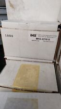 Ims Intelligent Motion Systems Inc Mh2 2218 S Stepping Stepper Motor S1c4