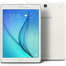 Samsung Galaxy Tab A 9.7 Inch SM-T550 16GB WiFi  Android Tablet - White