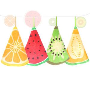 Cuisine-Fruit-Serviette-Microfibre-Serviette-Sechage-Absorbant-Nettoyage-Torchon