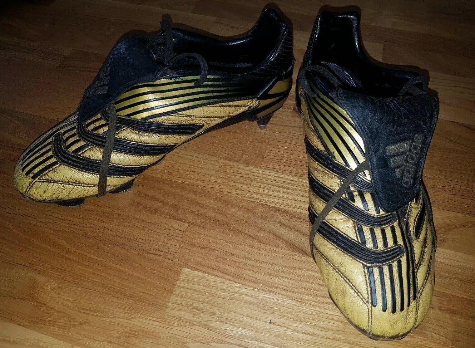 Fußballschuhe adidas Protator Absolute TRX SG,K Leder, rar,FR 42 2 3,US 9,UK 8,5