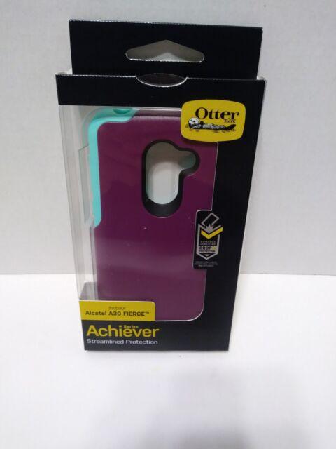 new concept dd684 58f6e Alcatel A30 Fierce OTTERBOX Achiever Series Case Dual Layer 77 56083