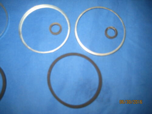 MGB ROADSTER GT BGTV8 TRIUMPH 2000 2500 2 x CALIPER SEAL KITS /& BRIDGE SEALS
