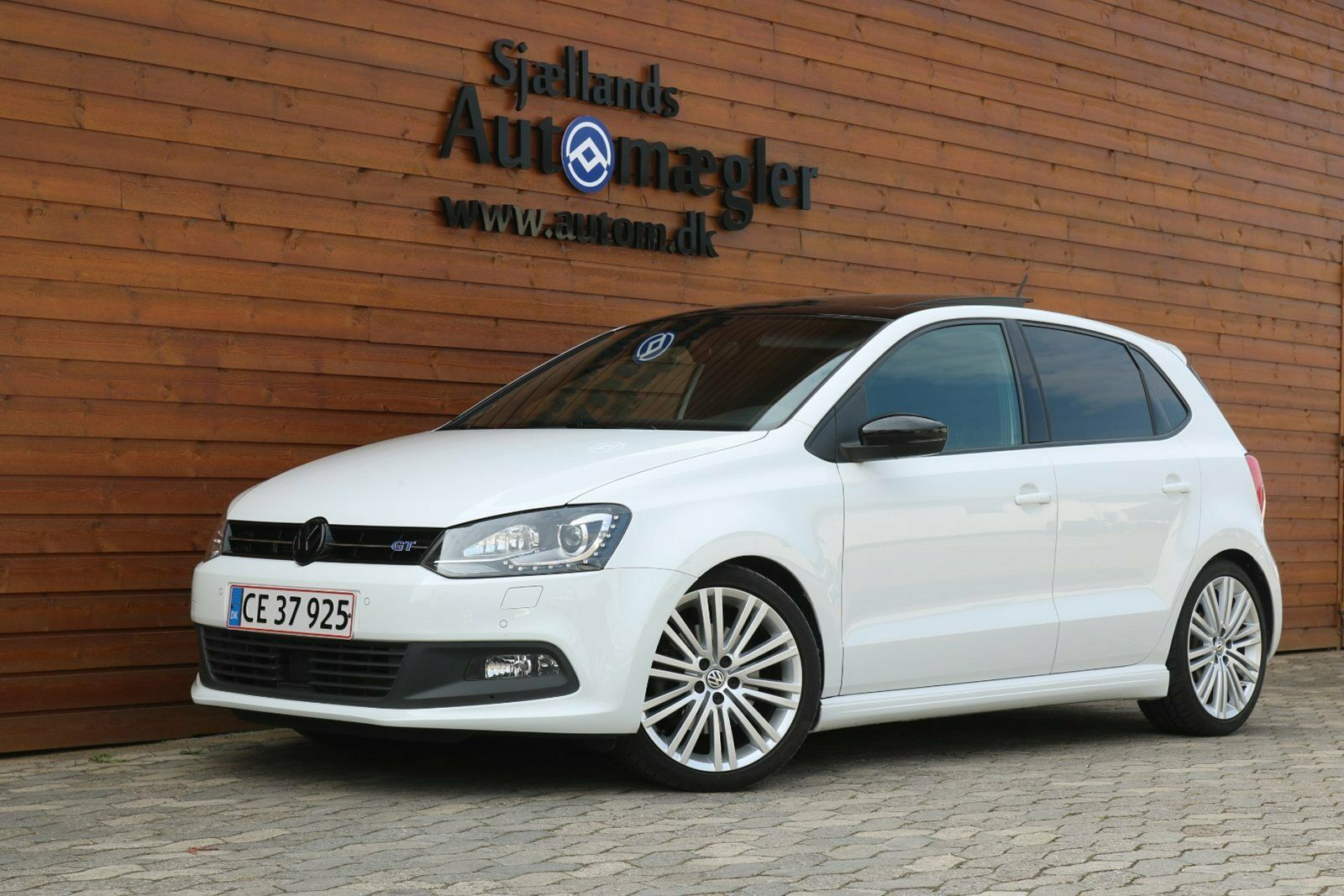 VW Polo 1,4 TSi 150 BlueGT DSG 5d - 235.000 kr.