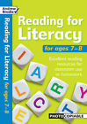 Reading for Literacy for Ages 7-8: Excellent Reading Resources for Classroom Use or Homework by Andrew Brodie, Judy Richardson (Paperback, 2002)