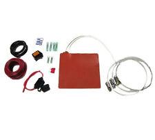 Fuel Filter Heater Complete Kit W/Wiring Diesel WVO Waste Oil Fuel Heater