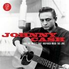 Music That Inspired Walk the Line by Johnny Cash (CD, Sep-2008, 3 Discs, Big3 Records)