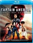 GD Captain America The First Avenger Blu-ray 2015