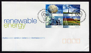 2004-Renewable-Energy-FDC-First-Day-Cover-Stamps-Australia