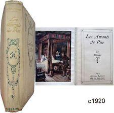 Les amants de Venise c1920 Joséphin Peladan Nelson drames de la conscience t.3
