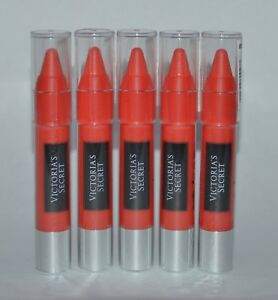 5-VICTORIA-039-S-Secret-Electrico-Sunset-Mate-Labios-Cera-Lapiz-Delineador-Color