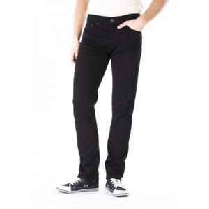 Genuine-LEVIS-511-Men-039-s-Slim-Fit-Jeans-Trousers-Black-Grey-Blue-Charcoal