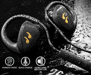 Bliiq Wireless Bluetooth Headphone Headset Waterproof Stereo Earbud Earphone