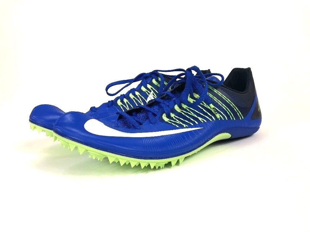 20bb70a1e0ef ... Nike Zoom Celar 5 Mens Track Track Track Sprint Blue Green Shoes (  629226-413 ...