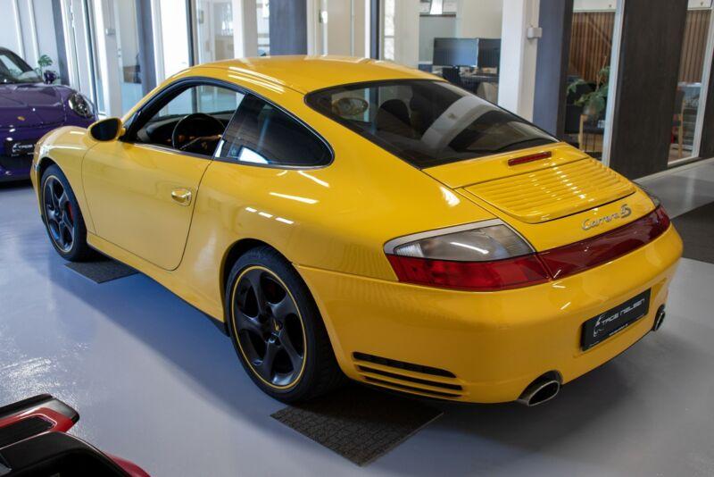 Porsche 911 Carrera 4S Coupé Tiptr. - 5