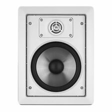 "JBL SP8II 2-way 8"" 100 Watts In-wall Loud Speakers White"