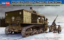1/35 US M4 High Speed Tractor (3in / 90mm) model kit by Hobby Boss ~ HBB82407