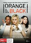 Orange Is The New Black : Season 1-2 (DVD, 2015, 8-Disc Set)