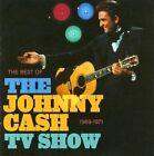 The Best of the Johnny Cash TV Show: 1969-1971 [Bonus Track] by Johnny Cash (CD, Jan-2008, BMG (distributor))
