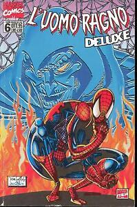 UOMO RAGNO DELUXE n° 6 - Ed. Marvel Italia - 1995