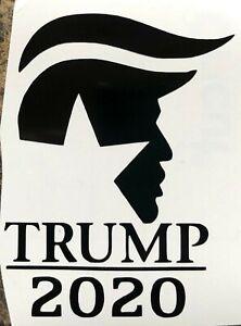 Politics-Hair-Trump-2020-President-Republican-Vinyl-Decal-Sticker-Car-Window