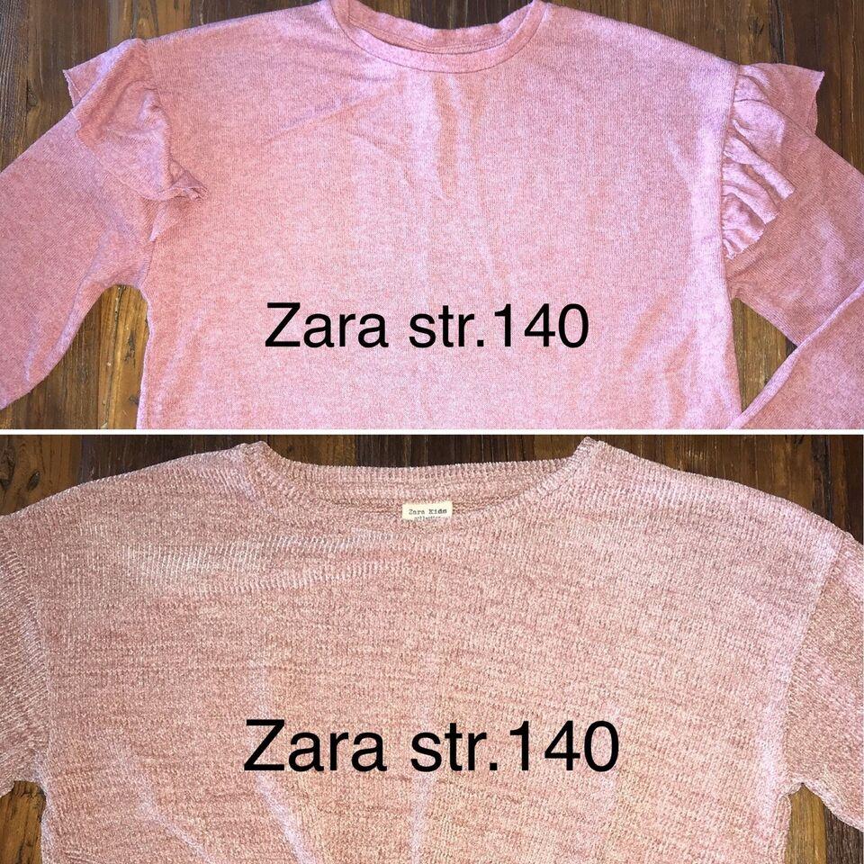 Bluse, Strik , Zara