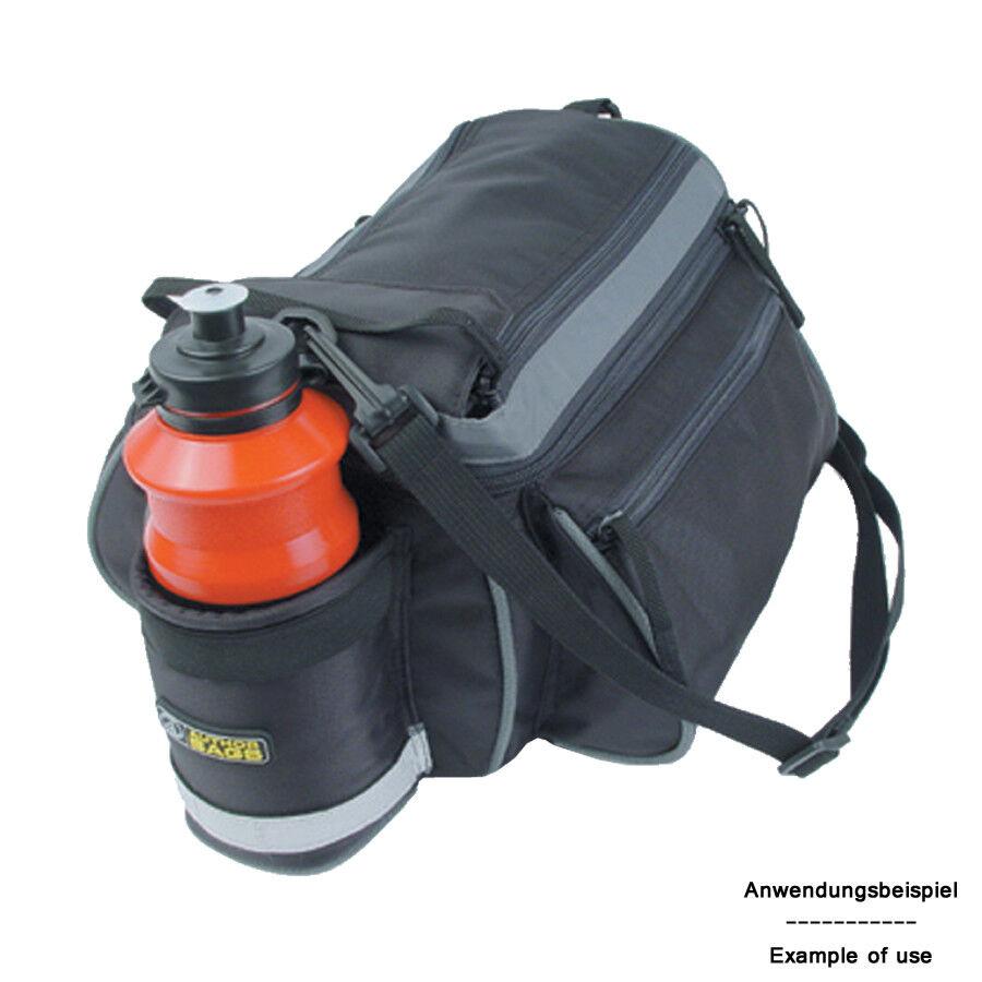 Author vélo sacoche sac a-n216 9 litres Noir de volume Imperméable Noir litres e26388