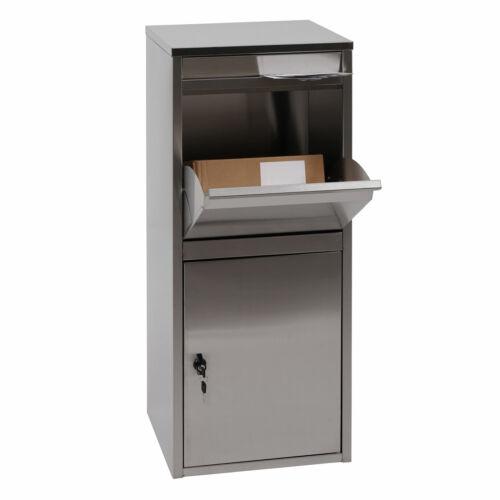 Paketbox Stand Boîte aux lettres Paquet Boîte aux lettres boîte aux lettres Paquet encadré hwc-g80