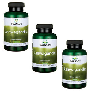 Swanson-Ashwagandha-3-x-100-Capsules-900mg-per-Serving