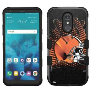 for-LG-Stylo-4-Armor-Impact-Hybrid-Cover-Case-Cleveland-Browns-GL