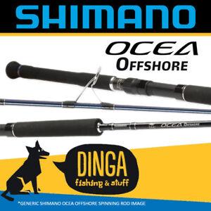 Shimano-Ocea-Offshore-8-039-0-039-039-14-23-Kg-Stickbait-Spinning-Fishing-Rod
