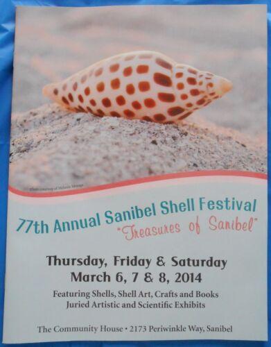 ~ Sanibel Shell Show /& Fair Guides ~ 2020 ~ Plus 2012 Thru 2019 ~*NINE* Issues!~